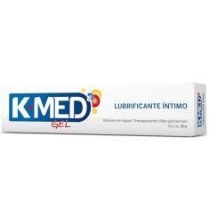 Imagem de Gel Lubrificante Íntimo K-Med com 50g 50g