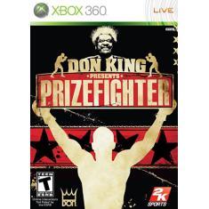 Jogo Don King Presents: Prize Fighter Xbox 360 2K