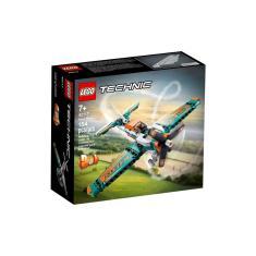 Imagem de LEGO Technic 2 Em 1 - 42117 - Avião de Corrida