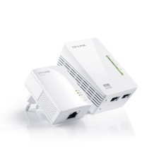 Repetidor Powerline Wireless 300 Mbps TL-WPA2220KIT - TP-Link