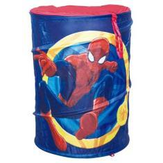 Imagem de Porta Objeto Portátil Homem-Aranha - Zippy Toys 5918