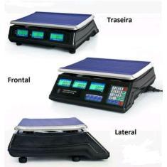 Balança Eletrônica Digital 40Kg Comercial Alta Precisão
