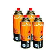 Imagem de Cartucho de Gás Campgas 227gr Caixa com 4 Unidades - Nautika