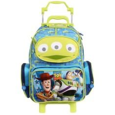 Imagem de Mochila com Rodinhas Escolar Dermiwil Toy Story ET G 60456