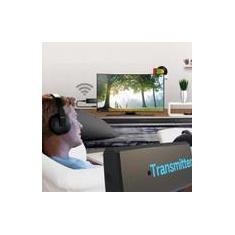 Imagem de Transmissor Audio Bluetooth P2 Audio Da Sua Tv Para O Fone Bluetooth