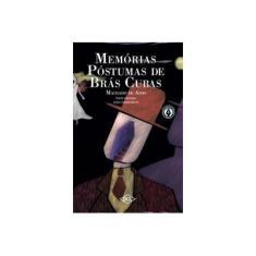 Memórias Póstumas de Brás Cubas - Capa Comum - 9788536808246