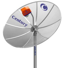 Antena de TV Parabólica Century MD150
