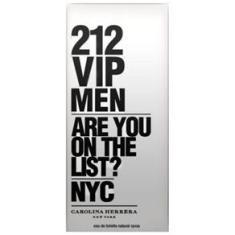 Imagem de 212 VIP Men Carolina Herrera Eau de Toilette - Perfume Masculino 100ml