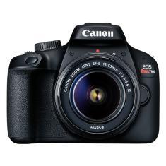 Câmera Digital Canon EOS Rebel T100 DSLR(Profissional) Full HD