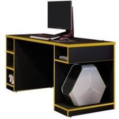 Imagem de Mesa Para Computador Notebook PC Gamer Destiny F01  - Lyam Decor