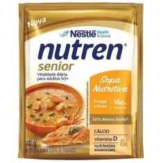 Imagem de Nutren Senior Sopa Nutritiva Frango 40g