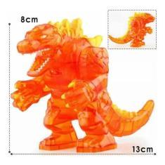 Imagem de Boneco Blocos De Montar Godzilla Red Lótus Grande