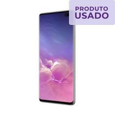 Smartphone Samsung Galaxy S10 Plus Usado 512GB Android