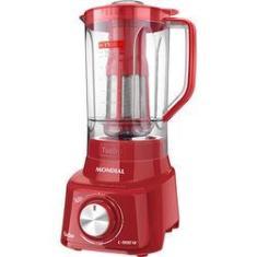 Imagem de Liquidificador Turbo Mondial L-900 Fr 2c 900w Red
