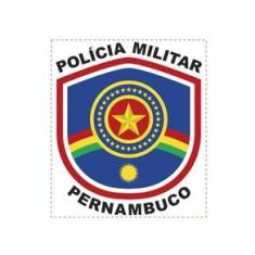 Imagem de Adesivo Pm Pernambuco - Pmpe