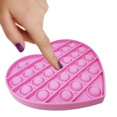 Imagem de Pop It Fidget Toy Bubble Sensorial Bolha Alívio de Stress Ansiedade Pronta Entrega