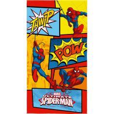 Imagem de Toalha Infantil Aveludada Spider-Man Ultimate - Lepper