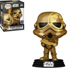 Imagem de Funko Pop! Star Wars Stormtrooper #296 Wondrous Con 2021