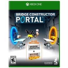 Imagem de Jogo Bridge Constructor Portal Xbox One Clock