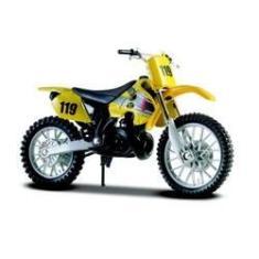 Imagem de Maisto 1:18 Moto - Suzuki RM250 -