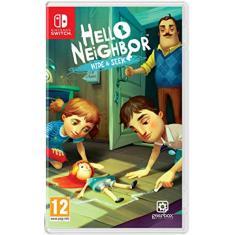 Jogo Hello Neighbor Hide & Seek Gearbox Nintendo Switch