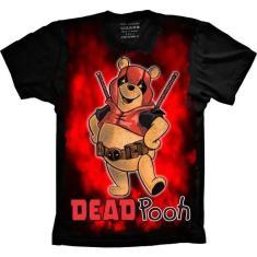 Imagem de Camisa Full Print Dead Pooh