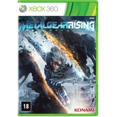 Jogo Metal Gear Rising: Revengeance Xbox 360 Konami