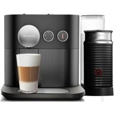 Cafeteira Expresso Nespresso Expert Combo Aeroccino