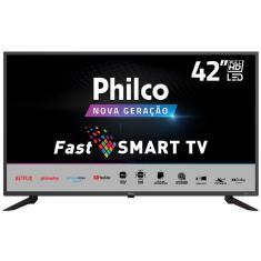 """Imagem de Smart TV TV LED 42"""" Philco Full HD PTV42G10N5SKF 2 HDMI"""