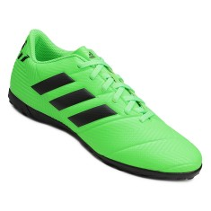 Foto Chuteira Society Adidas Nemeziz Messi Tango 18.4 Adulto 66f0bf91b9ec8