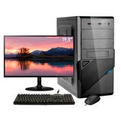 Imagem de Computador Completo Intel Core I5 8gb Ssd 240gb Monitor Hdmi Led HDMI 19.5 Digital Corp