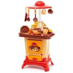 Imagem de Cozinha Infantil Cozinha Do Sitio Fogão Á Lenha - Calesita