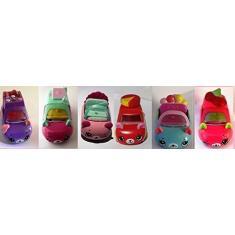 Imagem de Shopkins Cutie Cars Kit Com 6 Unidades