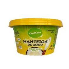 Imagem de Manteiga de coco Qualicoco 200g
