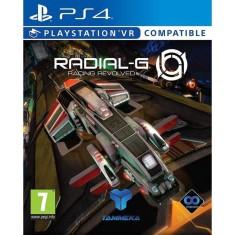 Jogo Radial-G Racing Revolved PS4 Tammeka Games