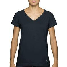 Imagem de Camiseta manga curta feminina roupa academia ginástica fitness Lupo 71600