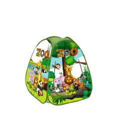 Imagem de Toca Barraca Infantil Dobrável Pop Up Zoo