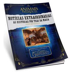 """Wizarding World News – O Jornal da Magia De """"Animais Fantásticos e Onde Habitam"""" - Revenson,jodi - 9788595083332"""