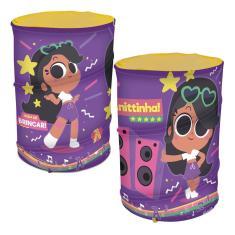 Imagem de Porta-Objetos Portátil Clube Da Anittinha - Zippy Toys