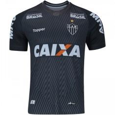 Camisa Atlético Mineiro 2018 19 Goleiro Masculino Topper 6bc96f2b3d217