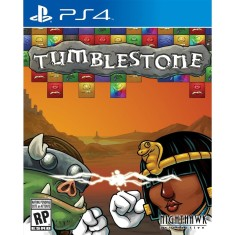 Jogo Tumblestone PS4 Nighthawk Interactive