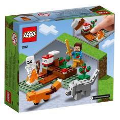 Imagem de LEGO Minecraft - A Aventura em Taiga - 21162