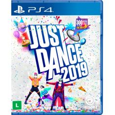 Jogo Just Dance 2019 PS4 Ubisoft