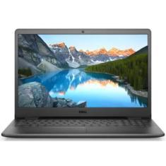 """Notebook Dell Inspiron 3000 i3501-U45P Intel Core i5 1135G7 15,6"""" 8GB SSD 256 GB 11ª Geração"""