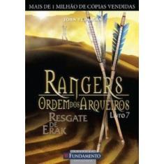 Imagem de Rangers - Ordem Dos Arqueiros 7 - Resgate de Erak - Flanagan, John - 9788576768630