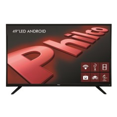 "Smart TV TV LED 49"" Philco Full HD PH49F30DSGWA 2 HDMI"