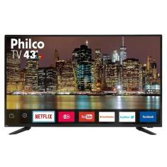 """Smart TV LED 43"""" Philco Full HD PTV43E60SN 3 HDMI"""
