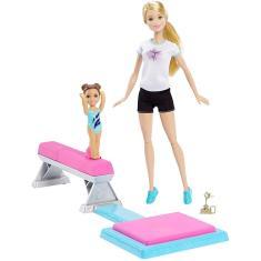 Imagem de Barbie Flippin Fun Gymnast