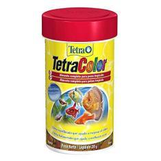 Imagem de Ração Tetra Color Flakes 52G