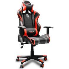 Cadeira Gamer Reclinável Black Hawk ELG